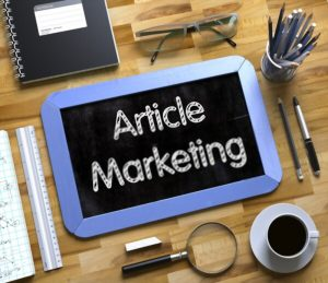 Article Marketing For Success